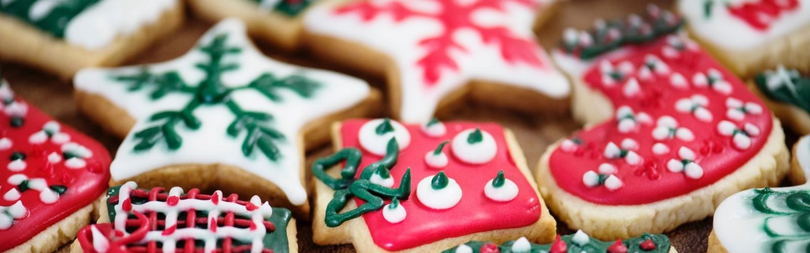 Kerstkoekjes bij ABZ